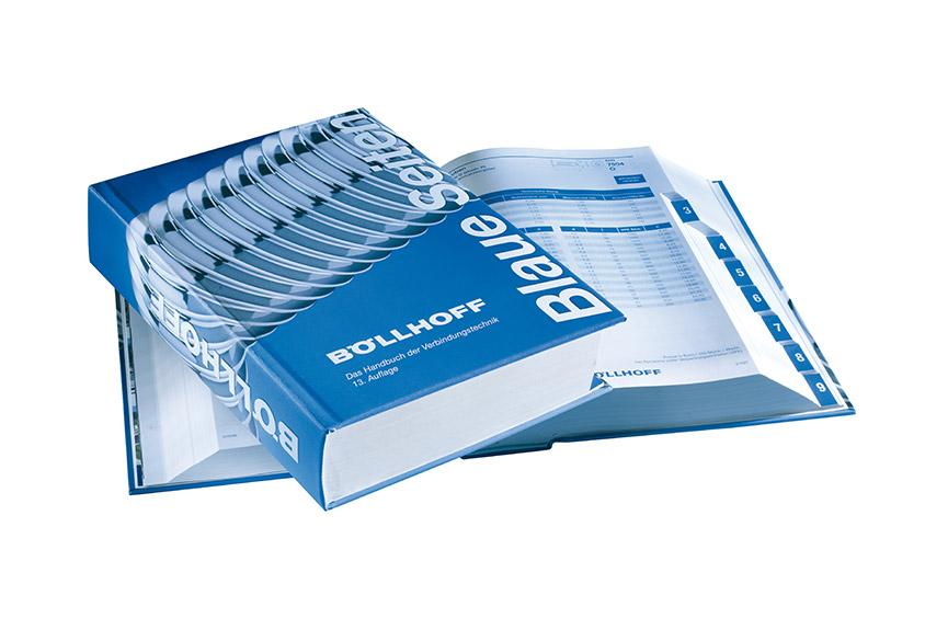As páginas azuis da Böllhoff