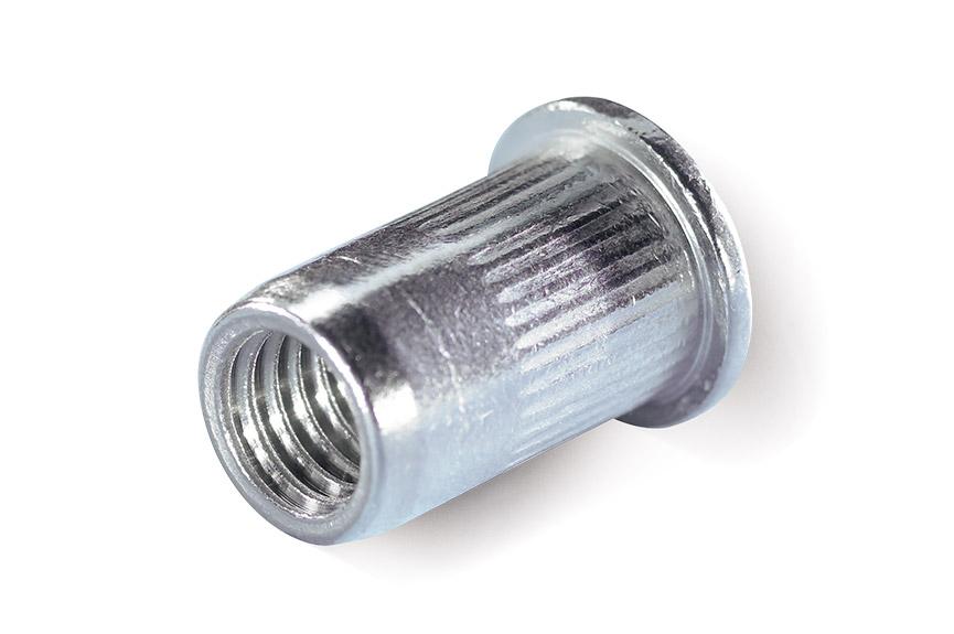 RIVKLE® stainless steel blind rivet nuts