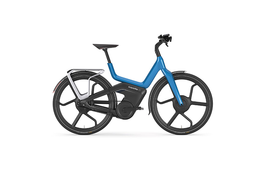 Gazelle N°1 – The e-bike of the future