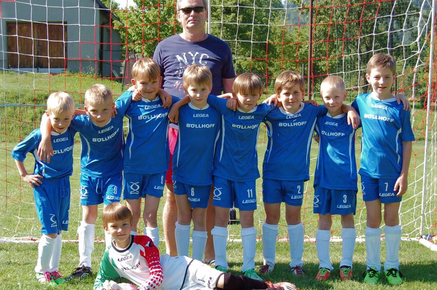 Böllhoff podporuje mladé hráče fotbalu – Sportovní angažovanost
