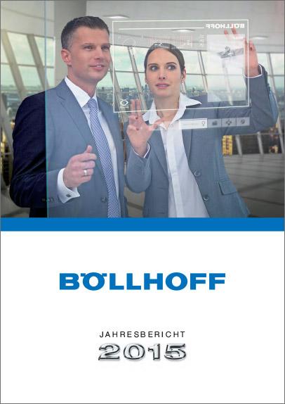 Výročná správa 2015 skupiny Böllhoff