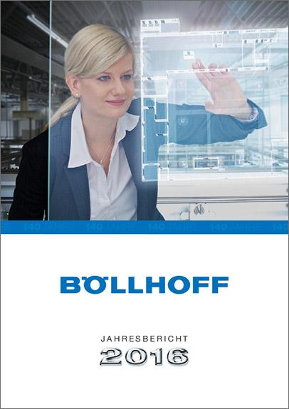 Jahresbericht 2016 der Böllhoff Gruppe