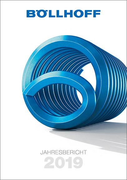 Jahresbericht 2019 der Böllhoff Gruppe