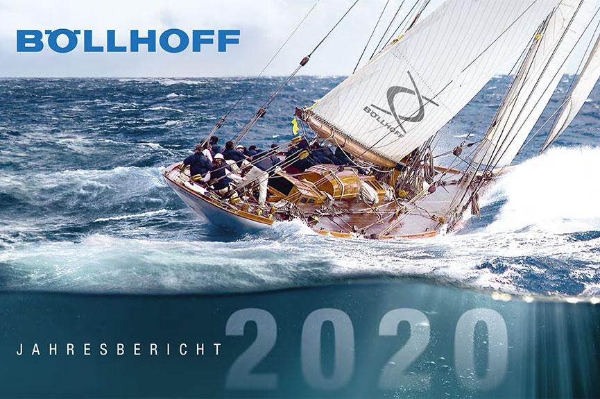 Jahresbericht 2020 der Böllhoff Gruppe