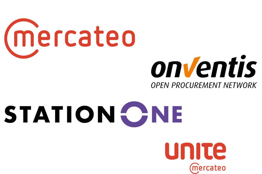 Böllhoff finden Sie auch auf folgenden gängigen Plattformen und Marktplätzen: Mercateo, Mercateo Unite, StationOne, Onventis