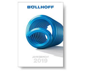 Relazione annuale 2019 del Gruppo Böllhoff