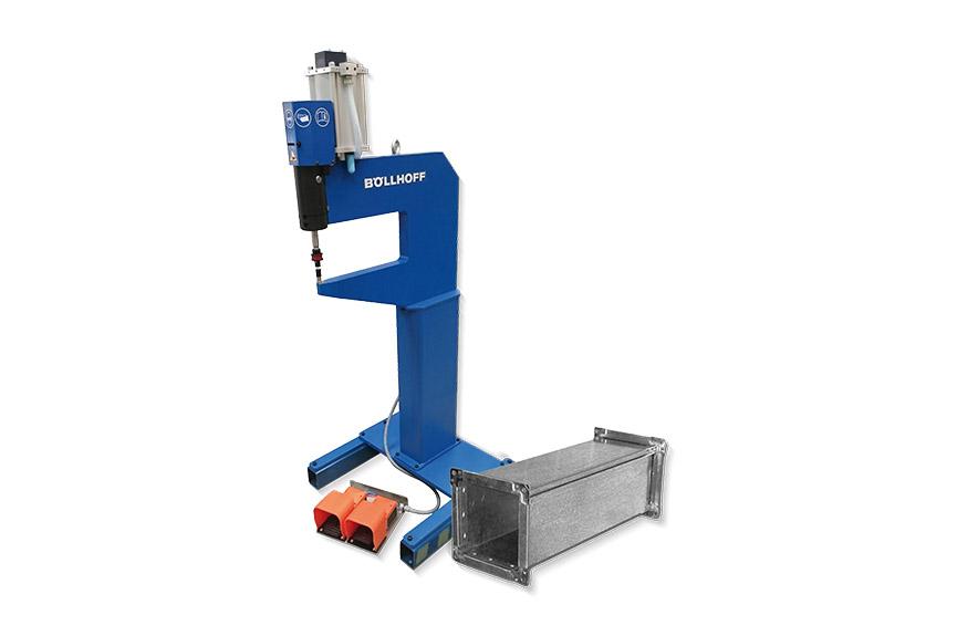 Máquina de clinchado RIVCLINCH® 4006 P50 PASS multifuncional de máxima productividad