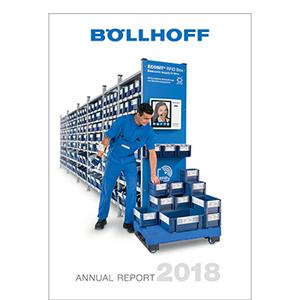 Relatório anual de 2018 do Grupo Böllhoff
