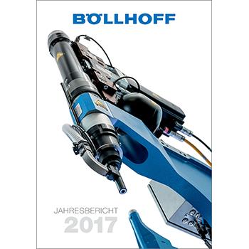 Jahresbericht 2017 der Böllhoff Gruppe