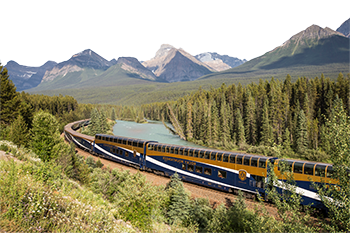 Rocky Mountaineer – High-class comfort for its travellers (©Rocky Mountaineer)