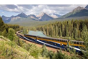 Rocky Mountaineer – Erstklassiger Komfort für die Reisenden. (©Rocky Mountaineer)
