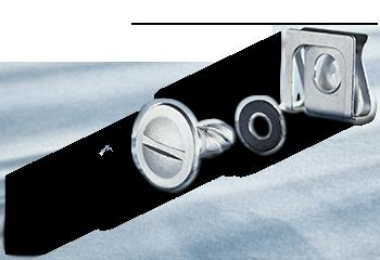 Quick acting fasteners QUICKLOC® Solid