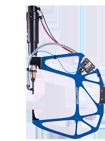 Setzwerkzeuge mit 100 % elektrischer Ansteuerung in den Setzkraftstufen 60 kN und 78 kN