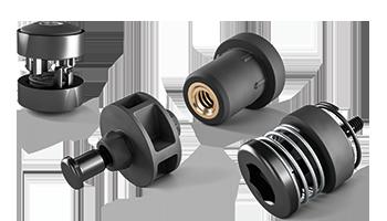 Verbindungselemente zur Schwingungs- und Geräuschentkopplung – SITEC®