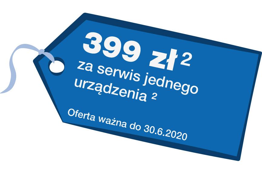 Promocyjna cena serwisu nitownic RIVKLE® - Oferta ważna do 30.06.2020